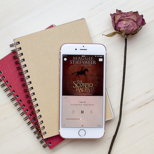 Audiobook of The Scorpio Races by Maggie Stiefvater