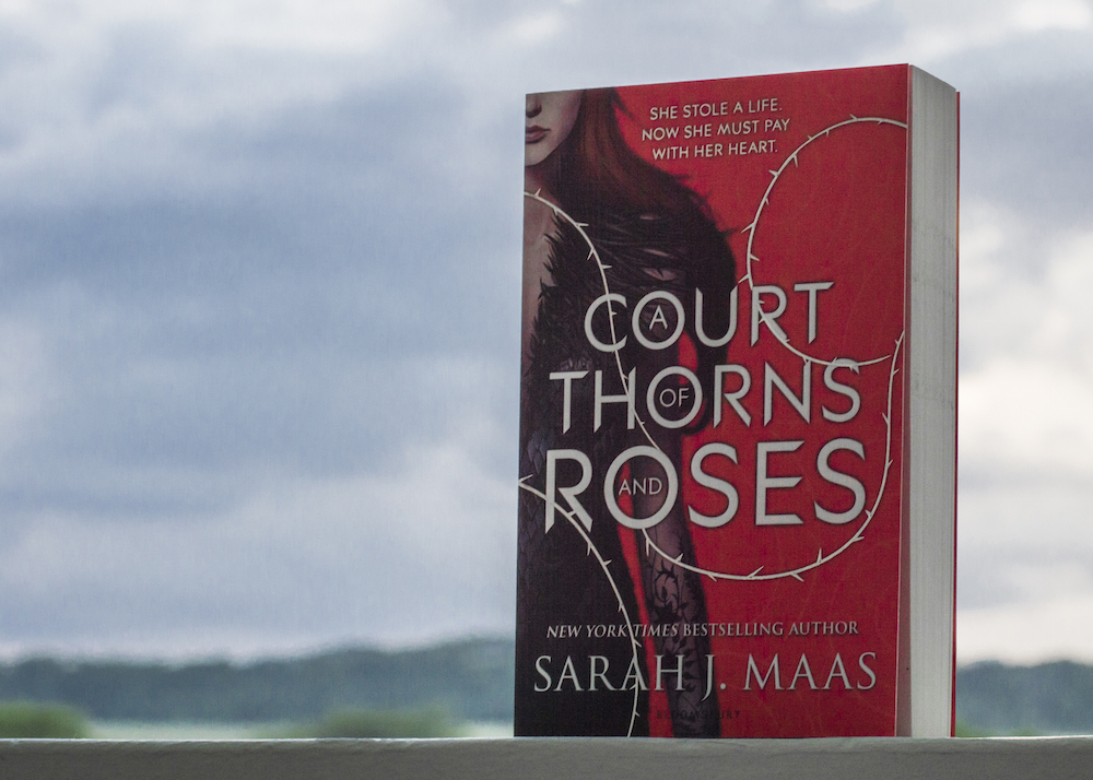 Book Haul of A Court of Thorns and Roses