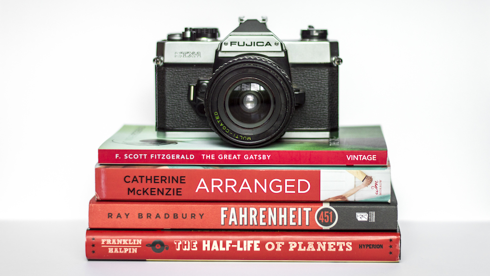Book Photography