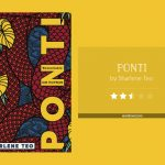 Book cover & rating - Ponti by Sharlene Teo