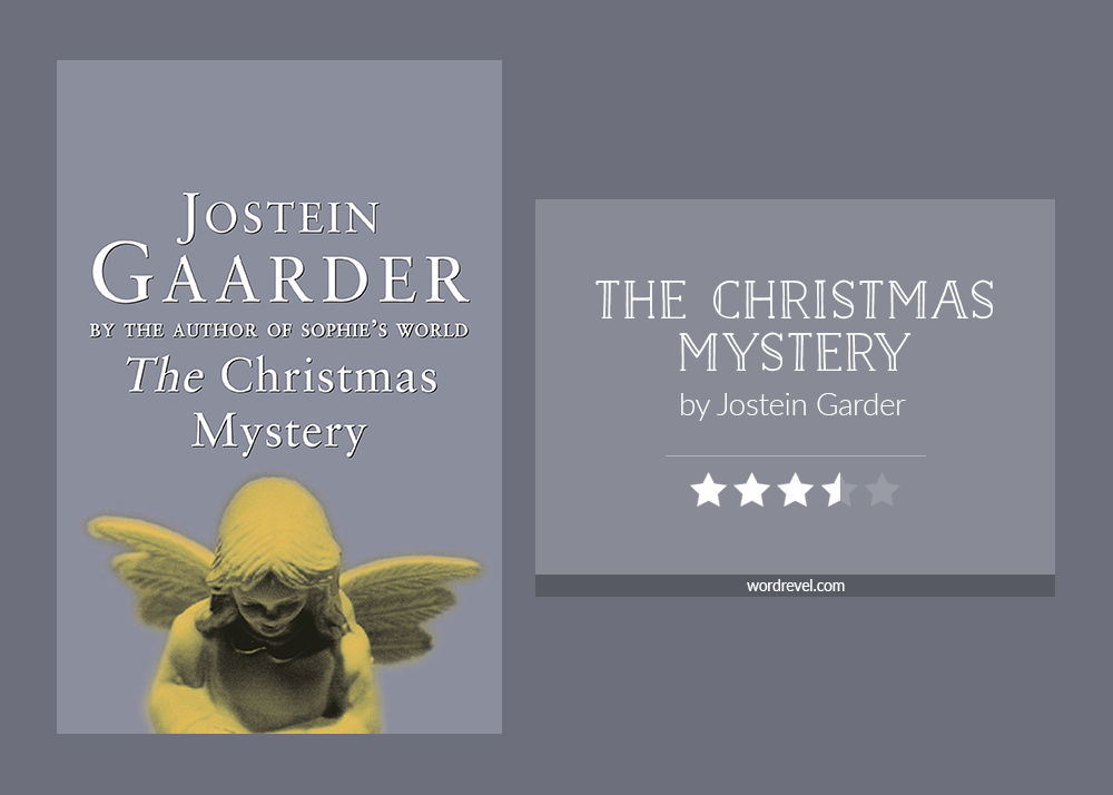 Book cover & rating - The Christmas Mystery by Jostein Gaarder
