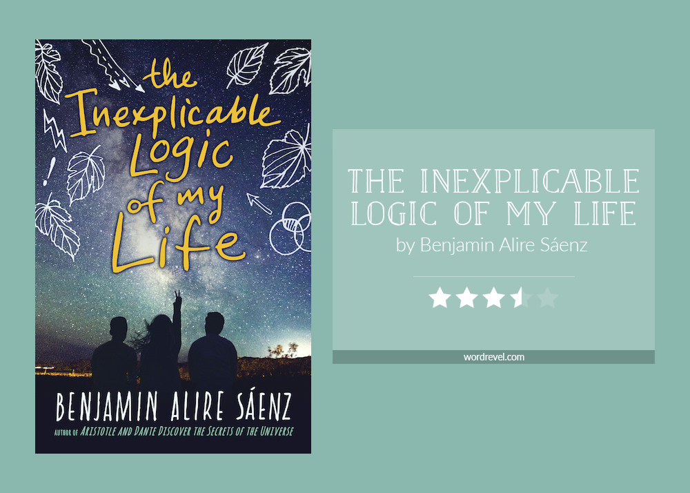 Book cover & rating - The Inexplicable Logic of my Life
