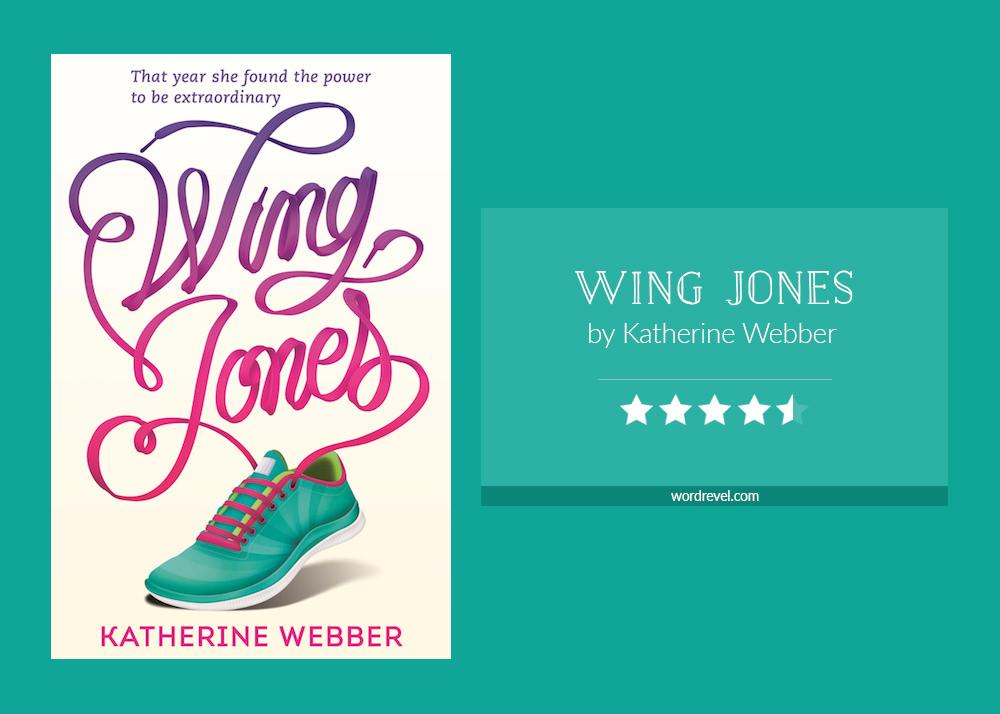 WING JONES by Katherine Webber