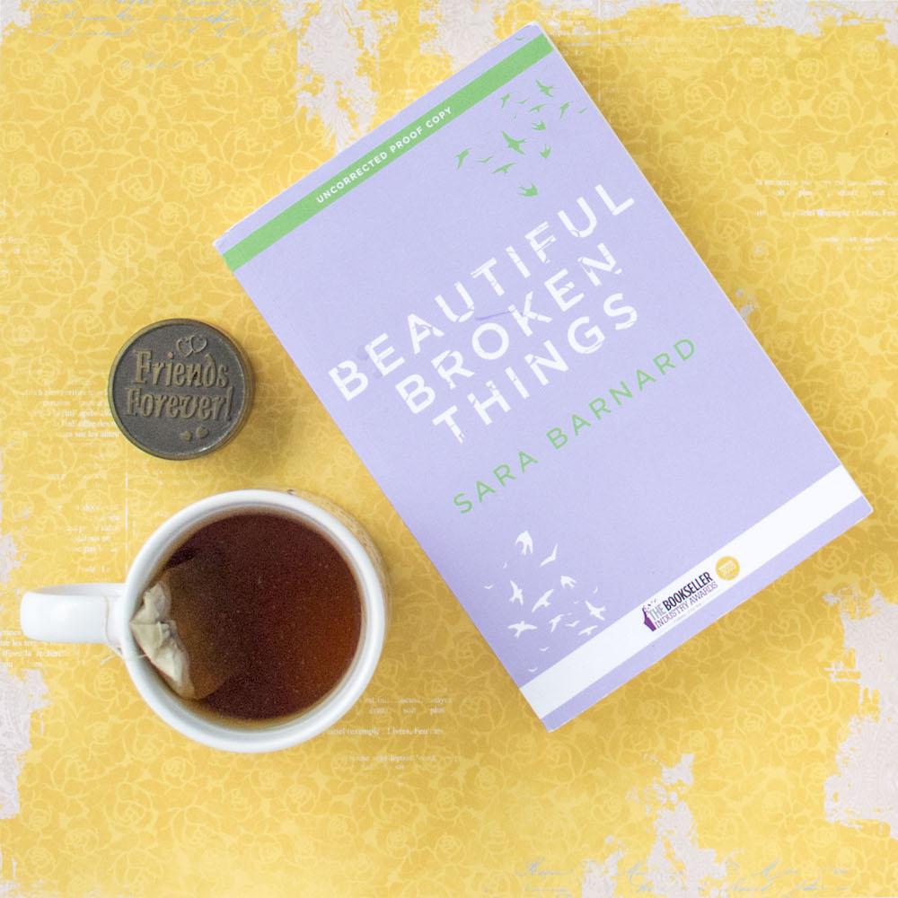 Bookish Scene: Heart  — Beautiful Broken Things