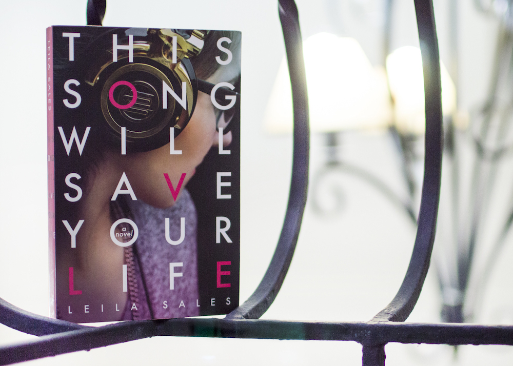 Bookish Scene: Into the Night —  This Song Will Save Your Life by Leila Sales