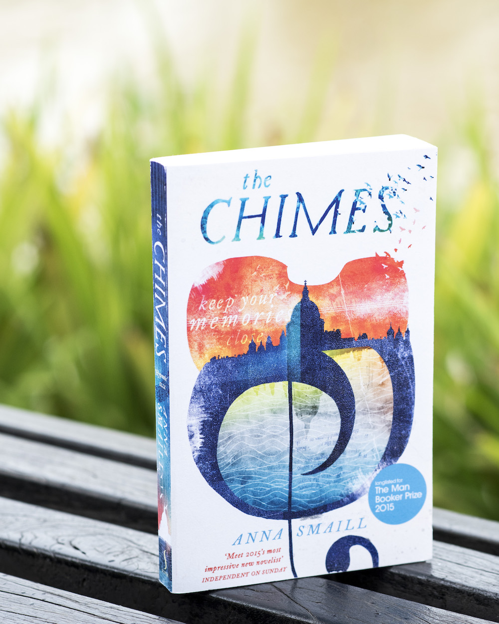 Bookish Scene: Project 52 – Nature (The Chimes by Anna Smaill)