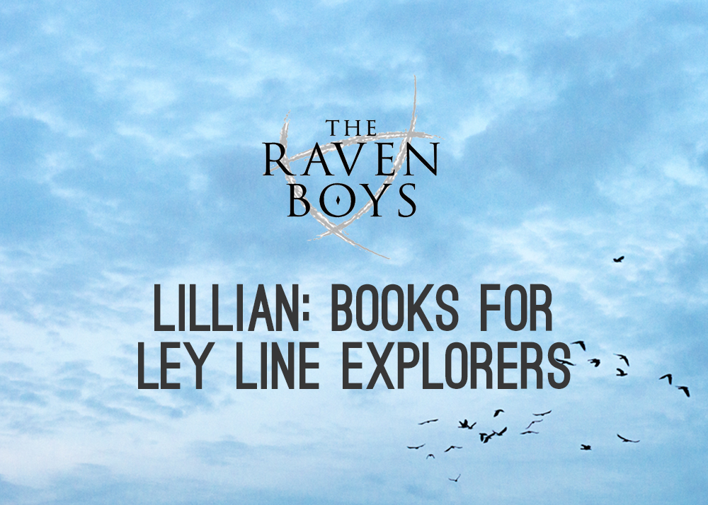 Books for Ley Line Explorers by Lillian