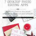 Bookstagram 101: 7 Desktop Photo Editing Apps