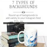 Bookstagram 101: 7 Types of Backgrounds