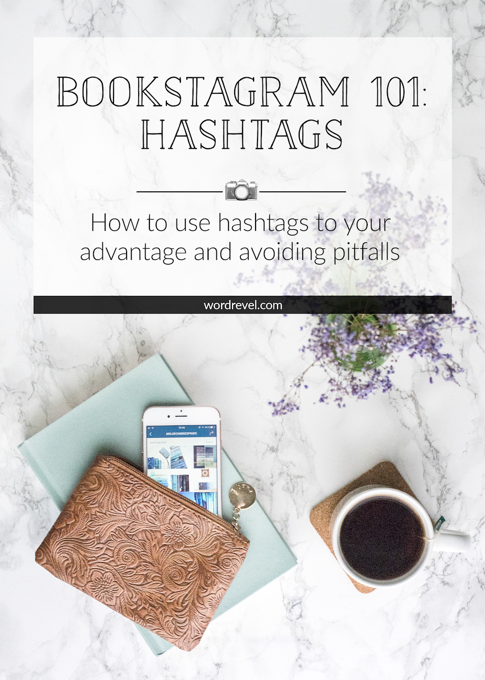 Bookstagram 101 - Hashtags