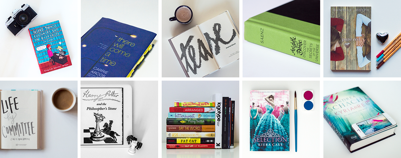 Bookstagram Photos