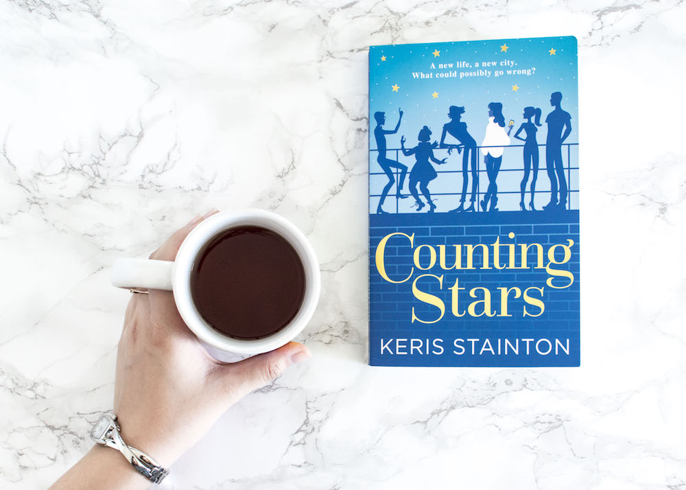 Bout of Books Jan 2016 Day 5 - Counting Stars
