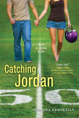 CATCHING JORDAN (Hundread Oaks #1) by Miranda Kenneally