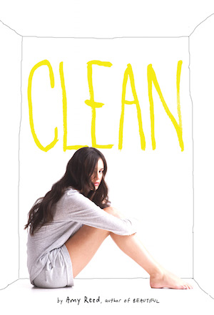 Book cover of CLEAN by Amy Reed