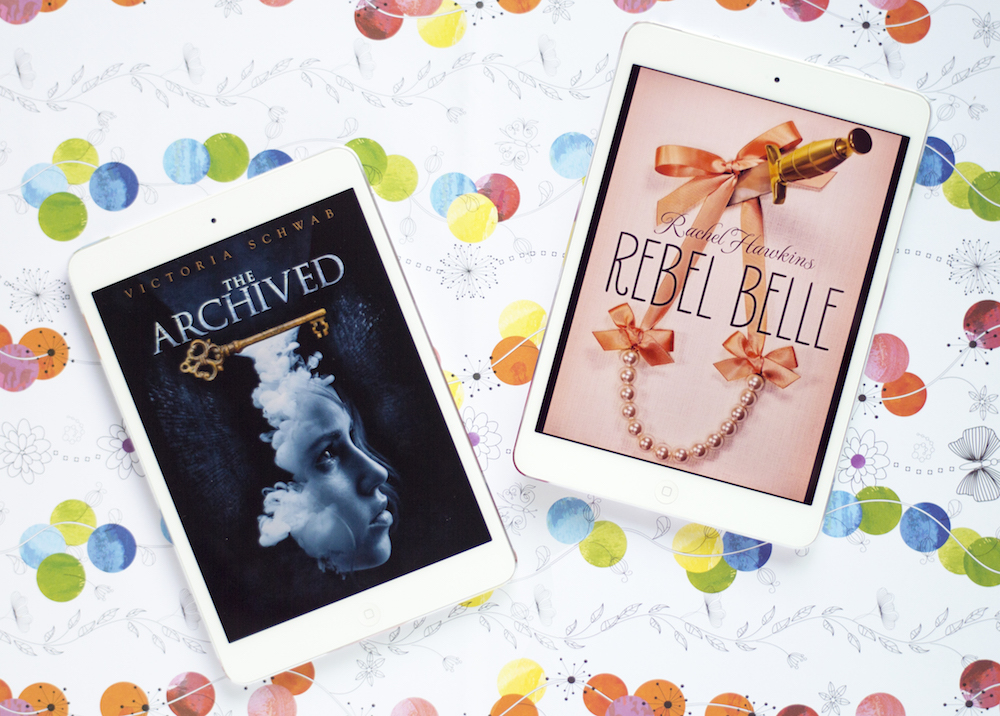 Epic Recs March 2015: The Archived & Rebel Belle