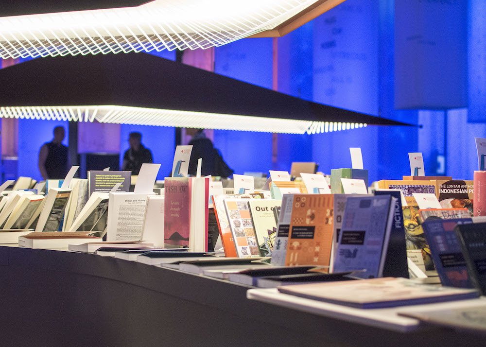 Frankfurt Book Fair 2015: Books from Indonesia