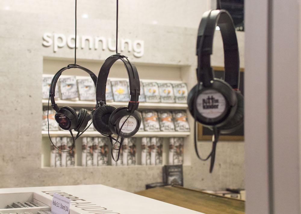 Frankfurt Book Fair 2015: Audiobooks at Bastei Lübbe