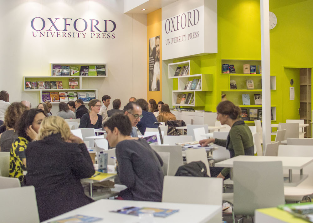 Frankfurt Book Fair 2015: Oxford University Press