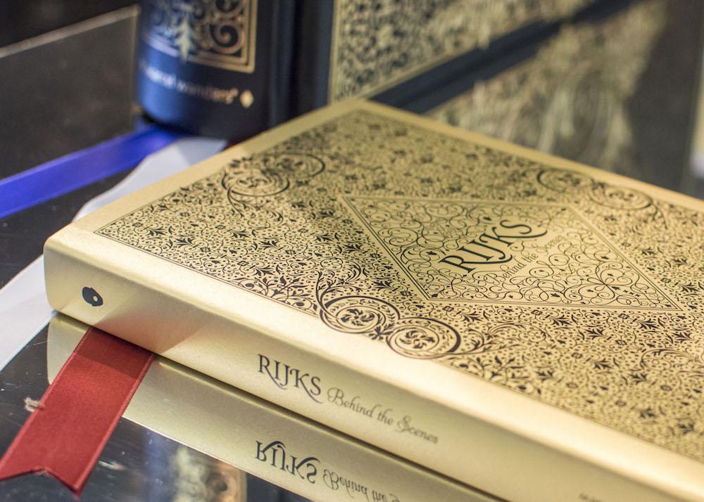 Frankfurt Book Fair 2015: Golden book