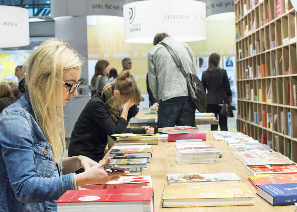 Frankfurt Book Fair 2015: Discovering books and noting them down