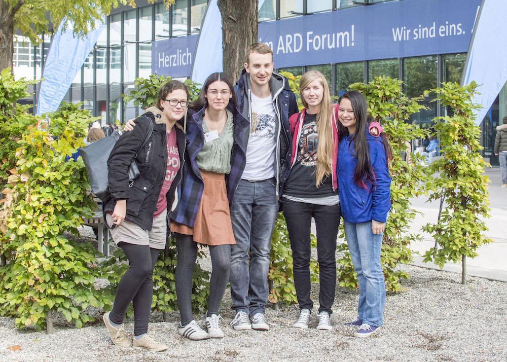 Frankfurt Book Fair 2015: Friends