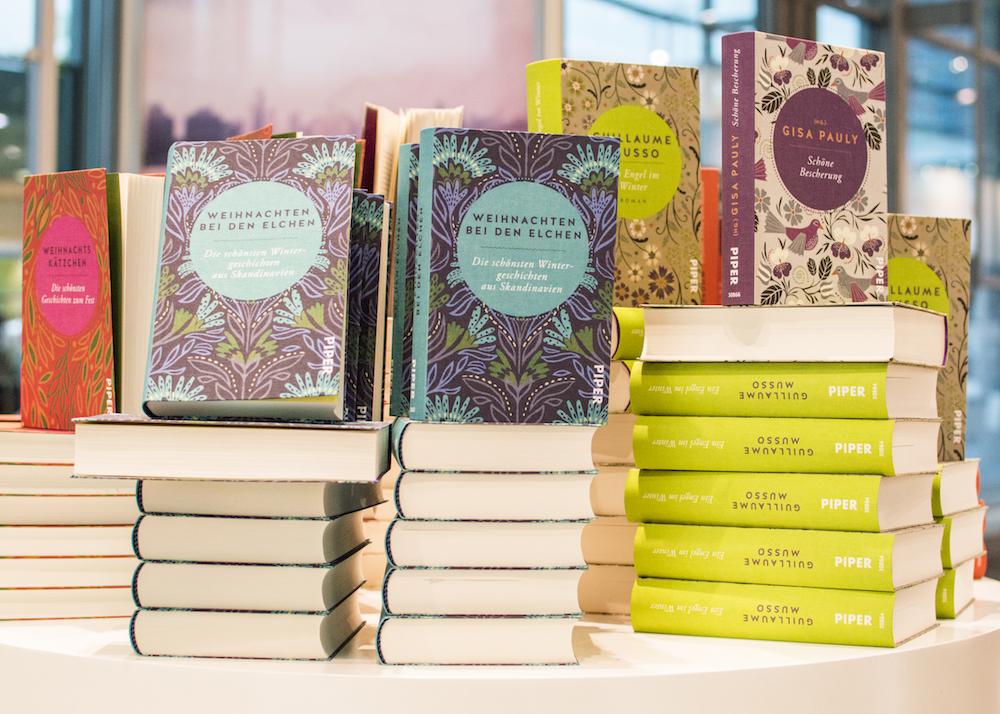 Frankfurt Book Fair 2015: Books on display