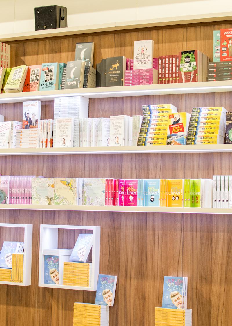 Frankfurt Book Fair 2015: Books from Ullstein Verlag