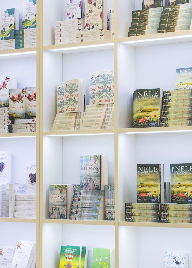 Frankfurt Book Fair 2015: More books from Ullstein Verlag