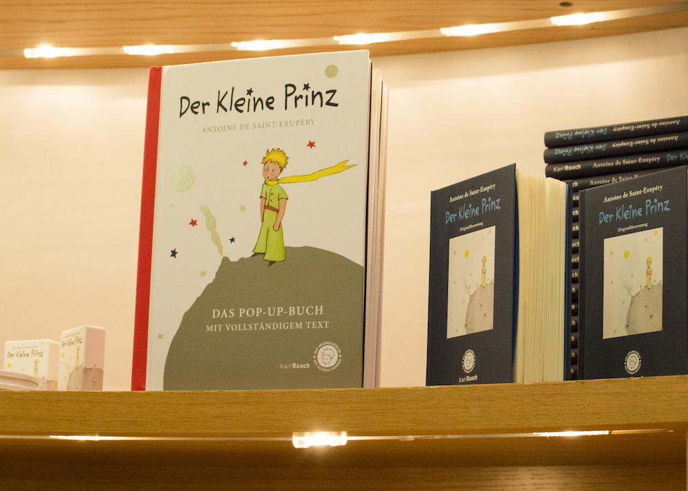 Frankfurt Book Fair 2015: The Little Prince