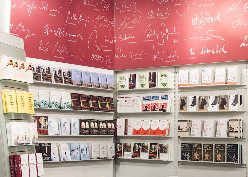 Frankfurt Book Fair 2015: Hanser Literaturverlage