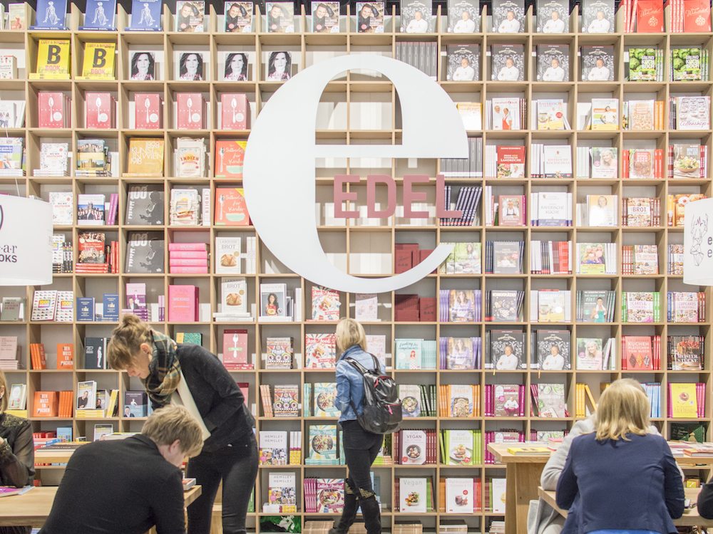 Frankfurt Book Fair 2015: Edel AG