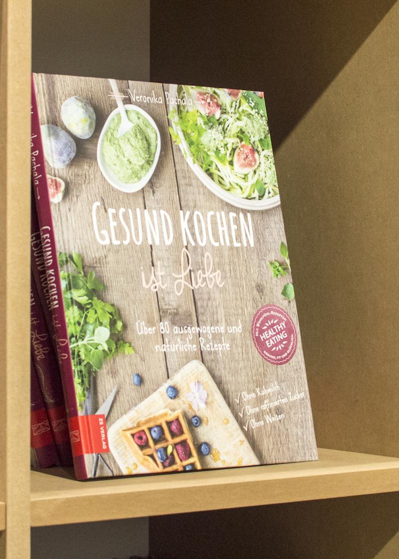 Frankfurt Book Fair 2015: Gesund kochen