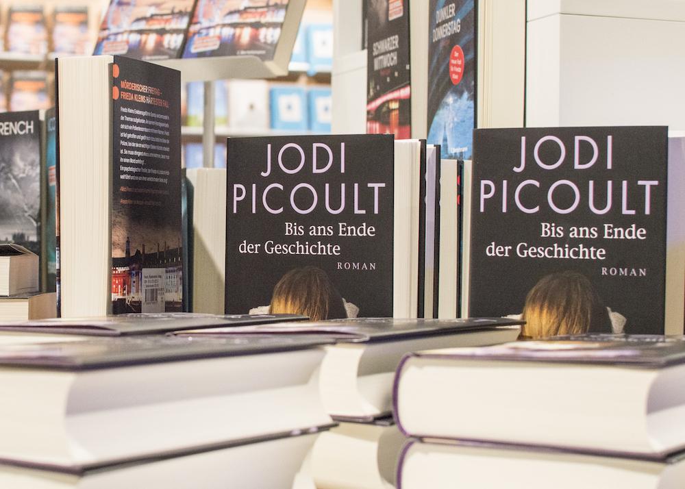 Frankfurt Book Fair 2015: Jodi Picoult
