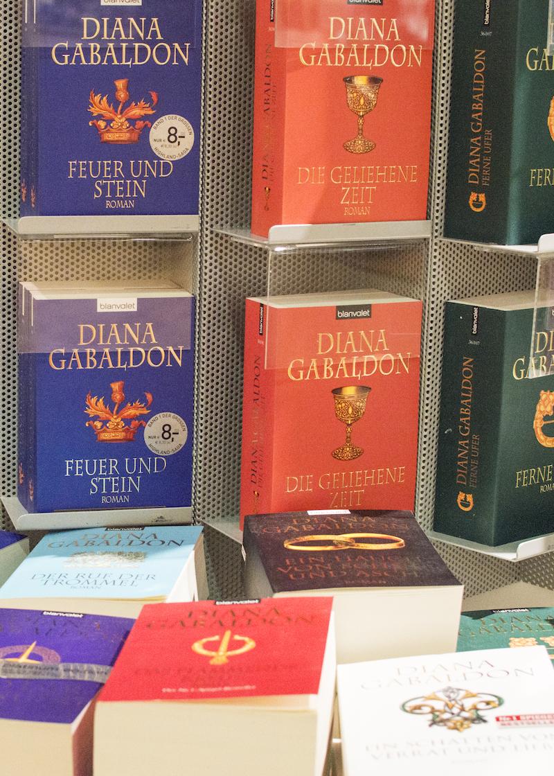 Frankfurt Book Fair 2015: Diana Gabaldon