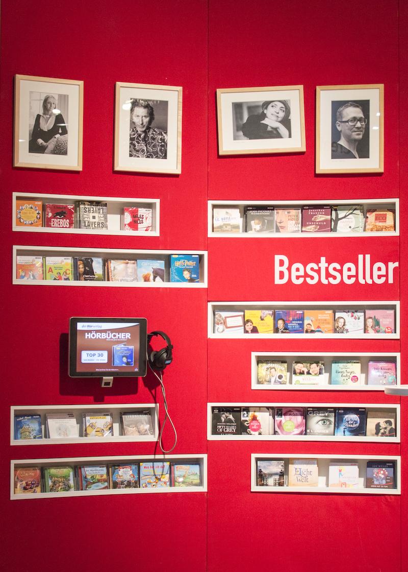 Frankfurt Book Fair 2015: Audiobooks