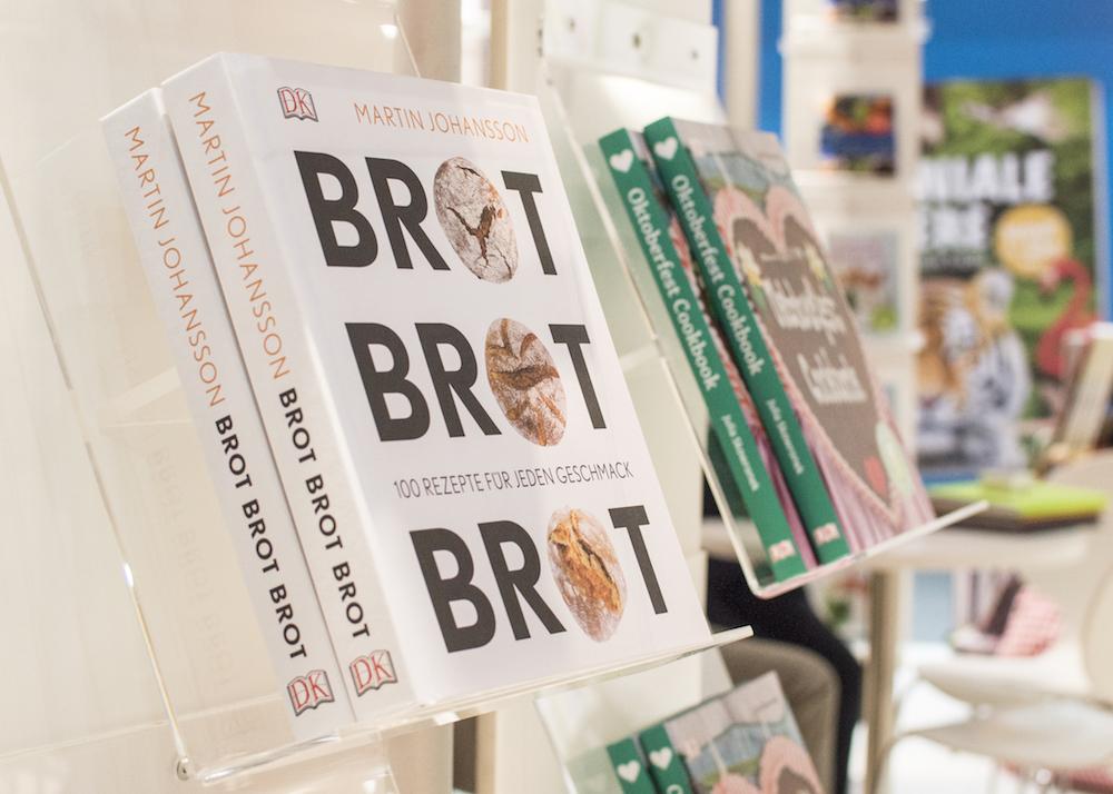 Frankfurt Book Fair 2015:Brot Brot Brot