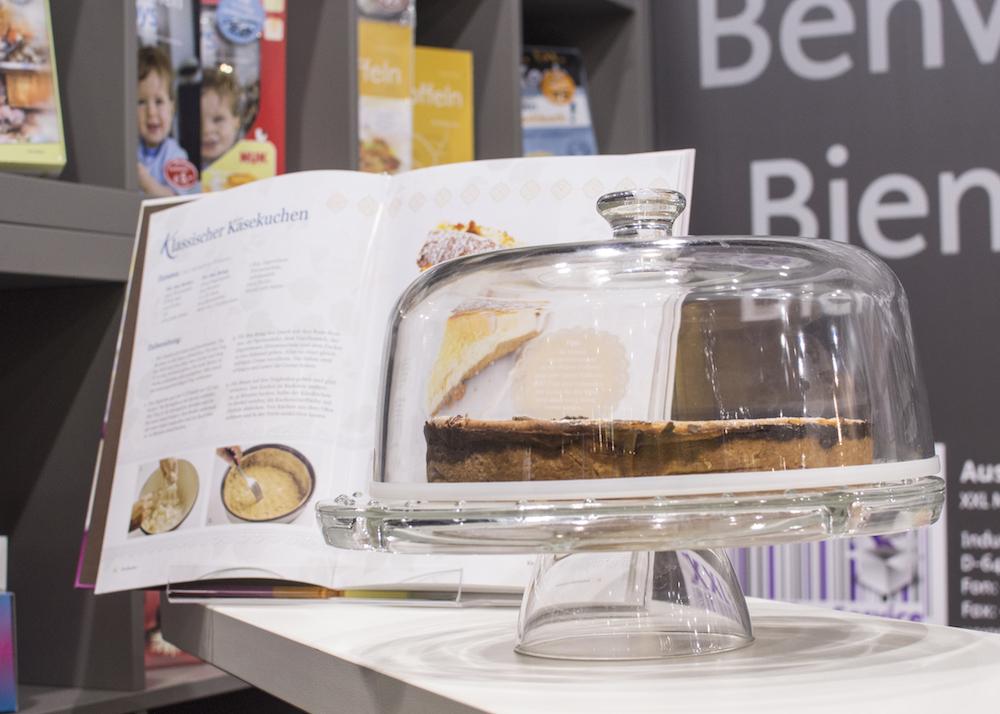 Frankfurt Book Fair 2015: Recipe and cake