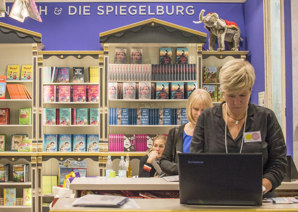 Frankfurt Book Fair 2015: Die Spielburg