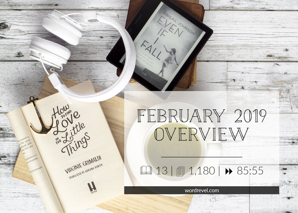 February 2019 Overview | Word Revel