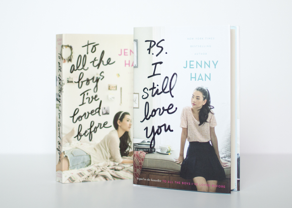 Hardcover of P.S. I Still Love You by Jenny Han