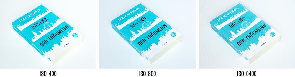 ISO Comparison - Das Lied der Traeumerin
