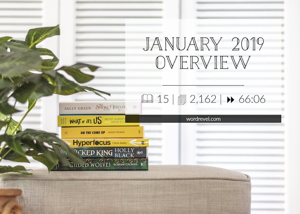January 2019 Overview | Word Revel