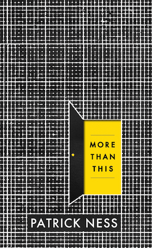 Book cover of MORE THAN THIS by Patrick Ness