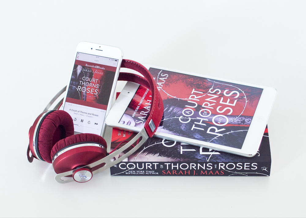 Multi-format reading with ACOTAR