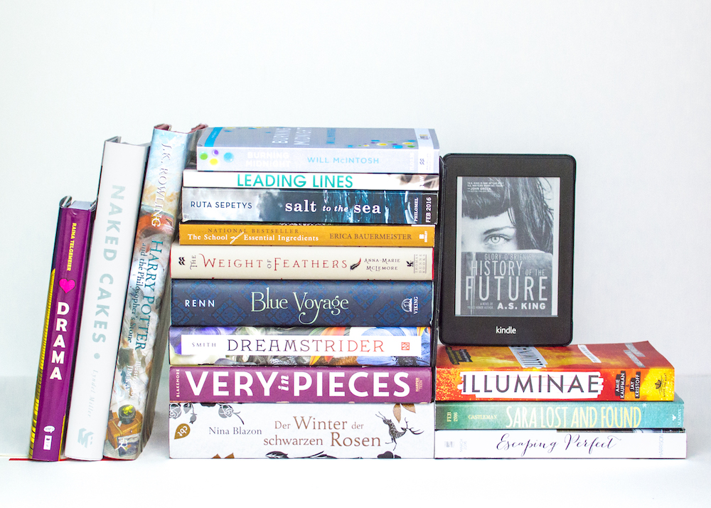 October 2015 Book Haul