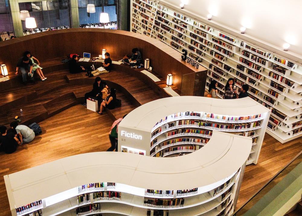 Library hacks