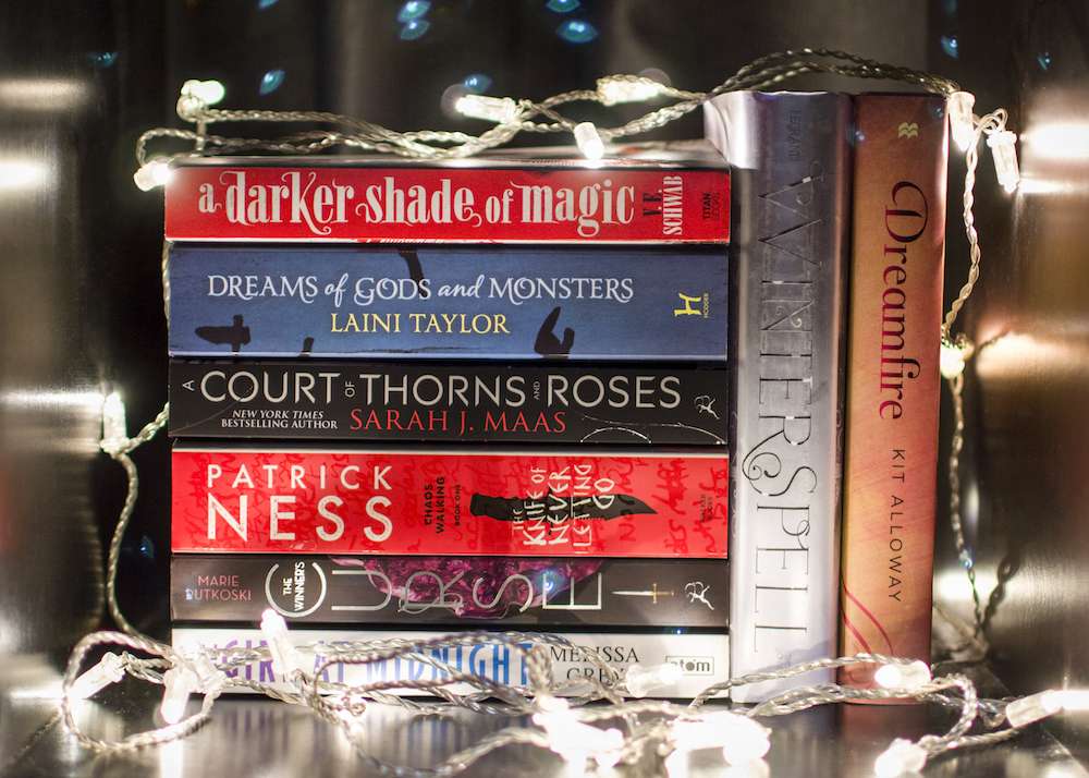 After two years of Word Revel, contemporary TBR titles reduced a lot