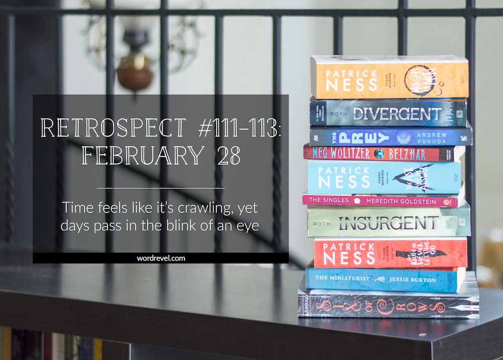 Retrospect #111-113