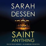 Audiobook cover of SAINT ANYTHING by Sarah Dessen