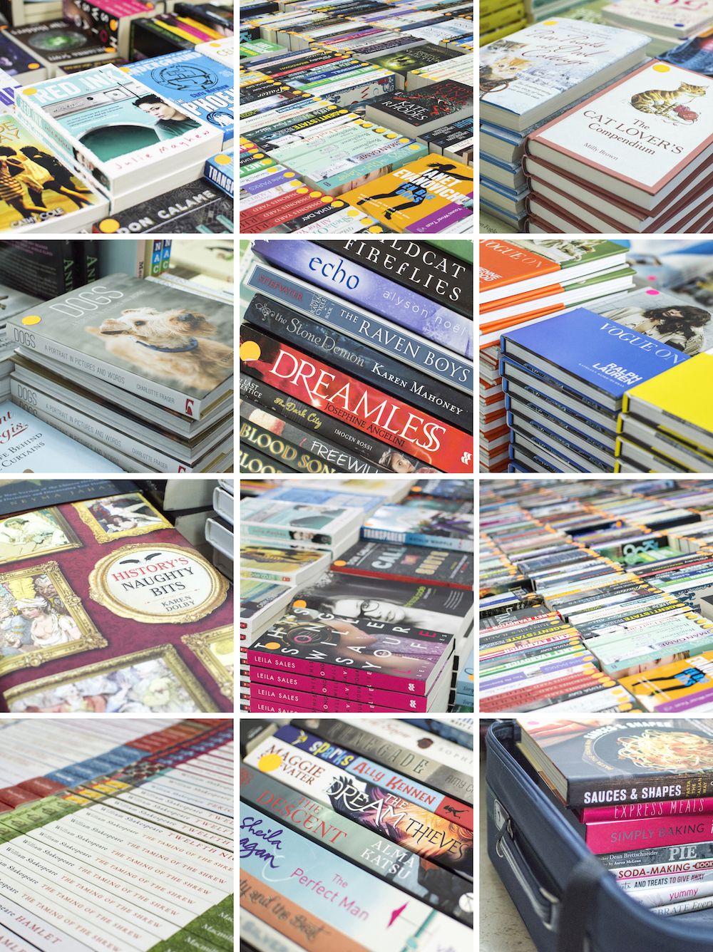 SG Book Deals Warehouse Sale August 2015